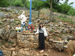 MEDJUGORJE: THE BLUE CROSS