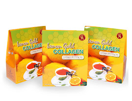 COLLAGEN SLIMMING TEA - RM39.90