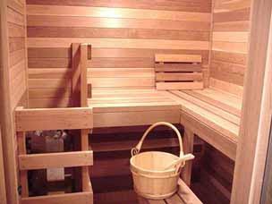 sauna kit