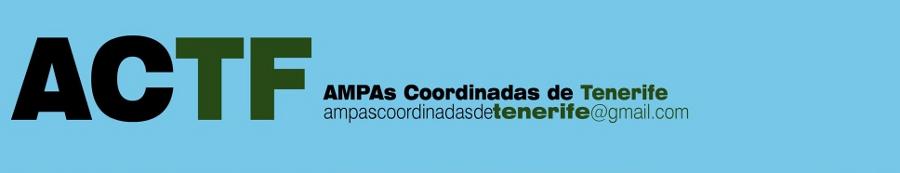 AMPAS Coordinadas de Tenerife