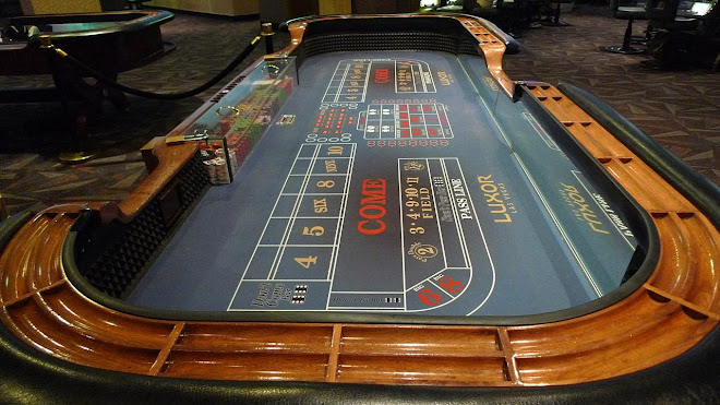 Building Your Own 6ft. Craps Table