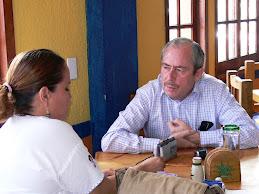 En entrevista con el líder nacional del PRD