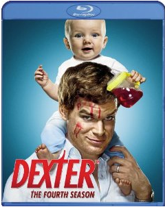 Blu Ray Dexter Saison 4