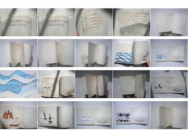 CHILDE ROLAND: UN FLEUVE [BOOK WORK - VIDEO STILLS]