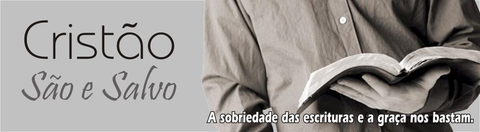 Blog Cristão São e Salvo