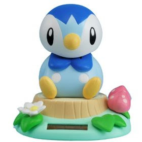 Piplup Nohohon Figure Tomy