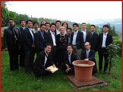 delegazione annuale dei ristoranti Saizeriya