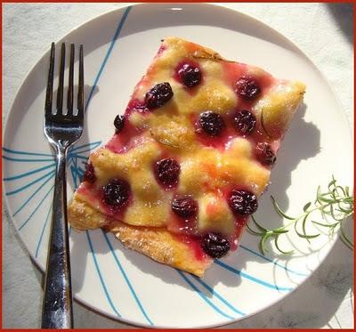 Sfiziose ricette Schiacciata con l'uva Cantien Bellini
