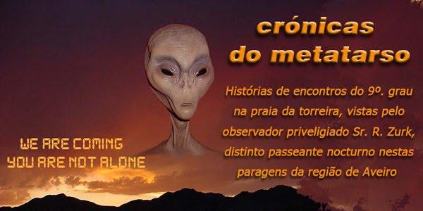 Crónicas do Metatarso