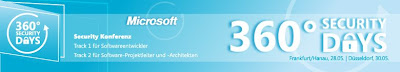 Microsoft Security Tour Logo