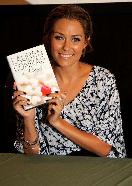lauren conrad zimbio. author Lauren Conrad has
