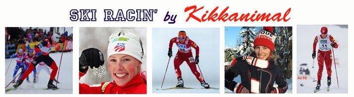 Ski Racin' by Kikkanimal
