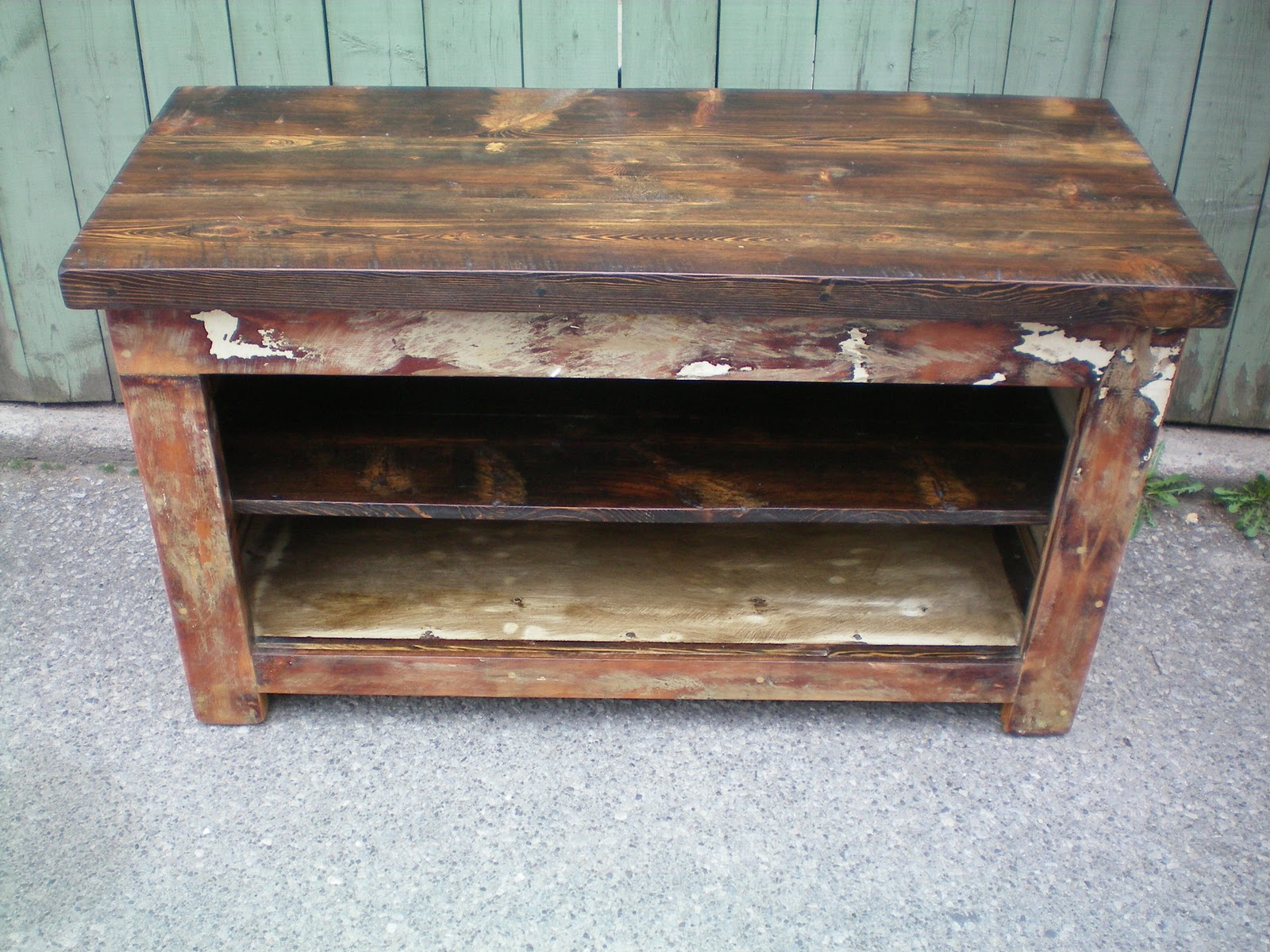 Diy how to build a tv stand plans free for How to build a stand