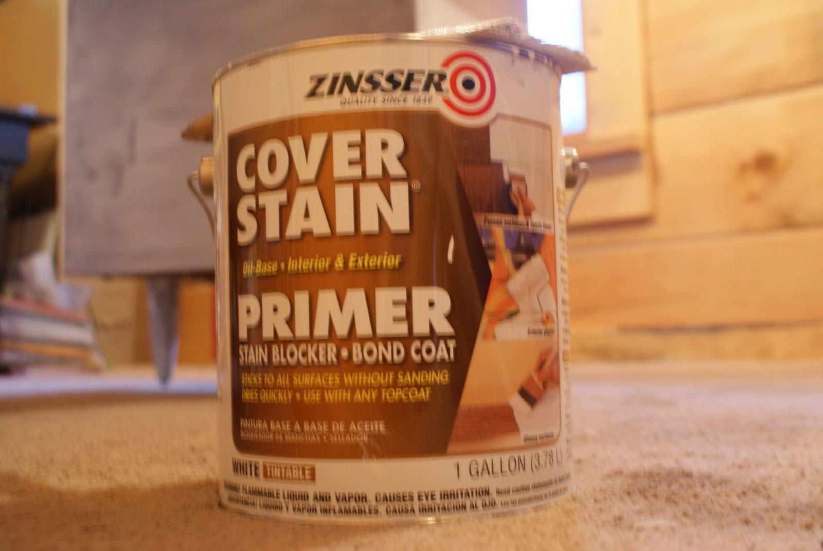 Can i stain over stain - You Can T Paint Over Stain It Make It Look Funny So I Bought A Primer That Covers Stain So I Could Repaint Them Hopefully I Will Be Back With A Crate Post