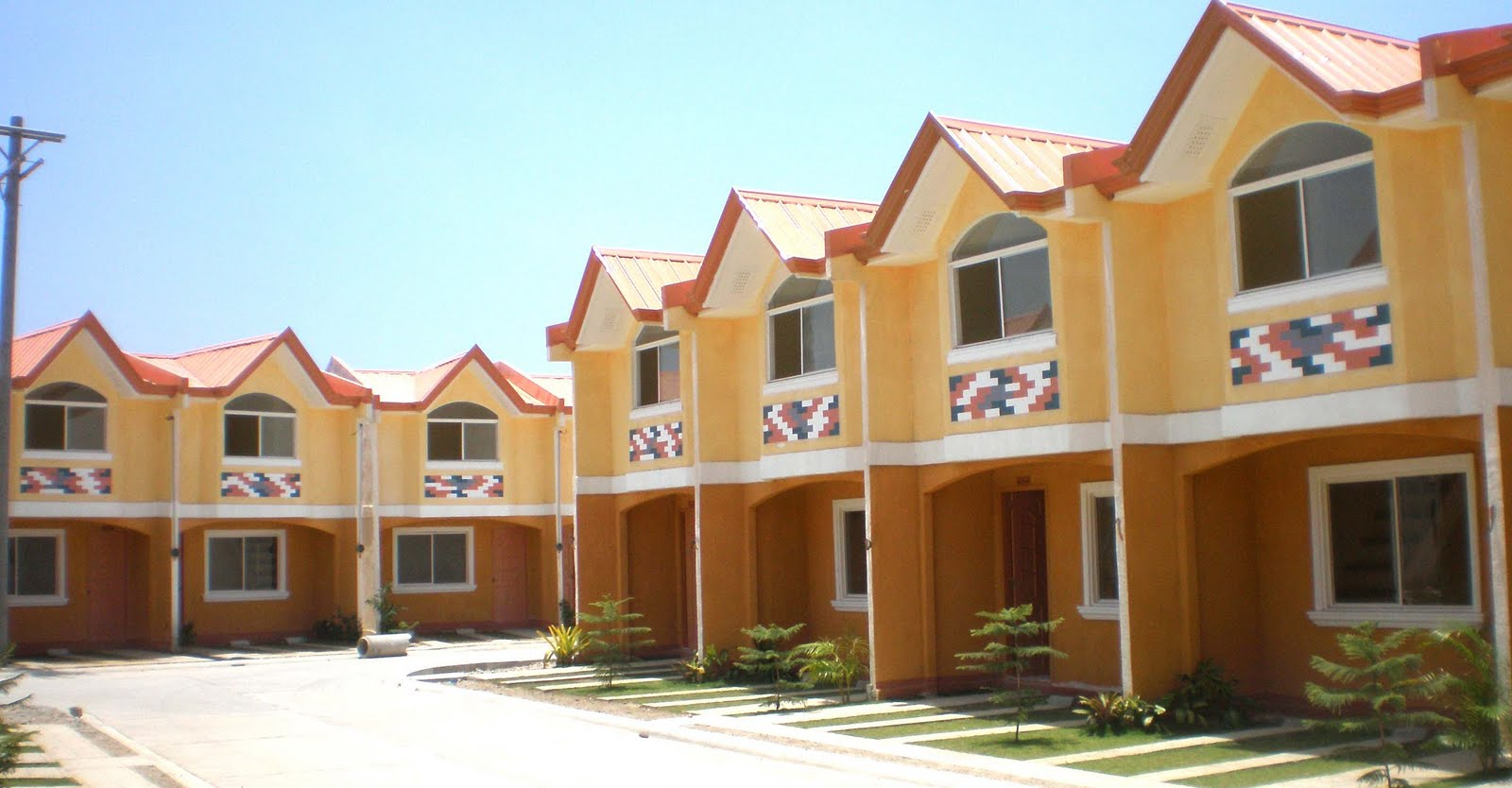 Cheap house and lot in cebu ready for occupancy executive for Affordable house for you
