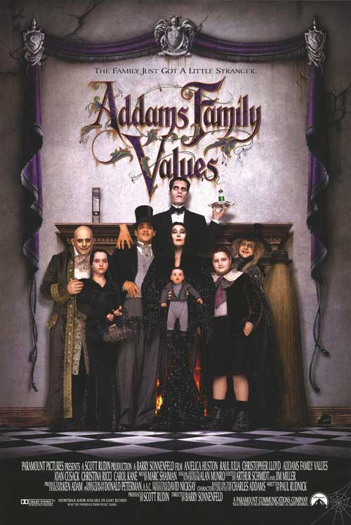 inspired days movie days the addams family values