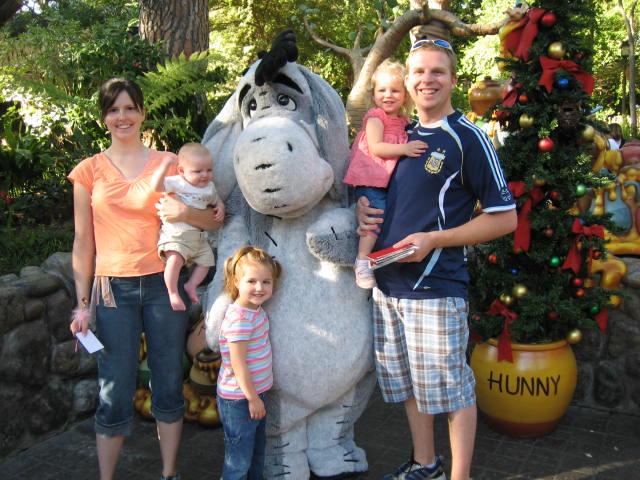 We wish you a Merry Christmas and a Happy Eeyore!