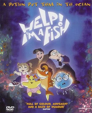 As it should be to express myself pel culas infantiles for Help i ma fish
