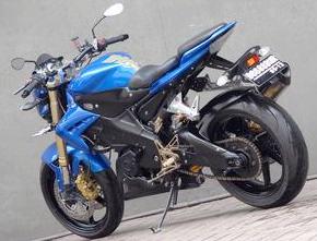 Foto Yamaha Vixion 2008
