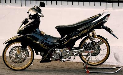 Modified Suzuki Arashi