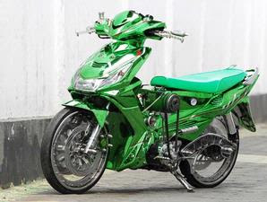 HONDA LEGENDA 2010 MODIFY WITH KOMPRESOR SUZUKI CARY