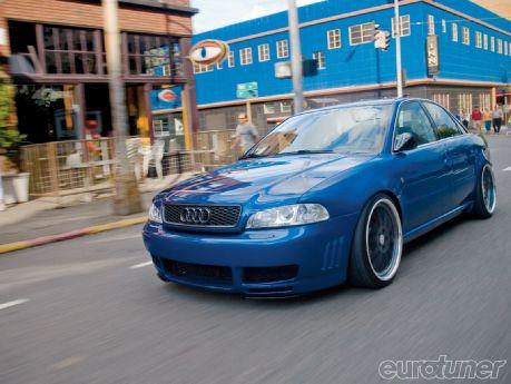 Audi A4 2003 Tuning. 1997 Audi A4 Tuning Car