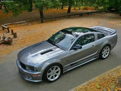 2006 Saleen Ford Mustang S281 Scenic Roof. Saleen Ford Mustang S281