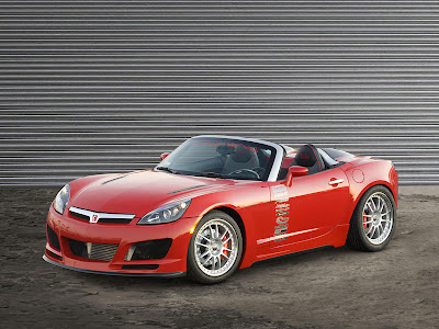 2007 Saturn Sky Tuning Car Specifications