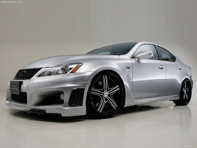 Lexus Isf Wallpaper. Lexus IS-F Tuning Car Picture