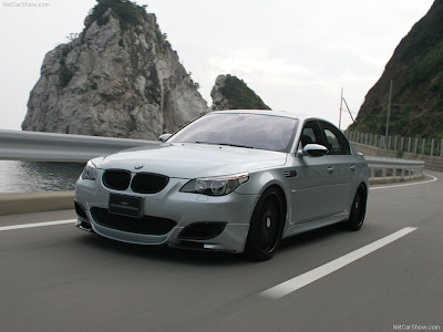 2008 Wald Bmw 3 Series. BMW M5 Tuning Car Picture And