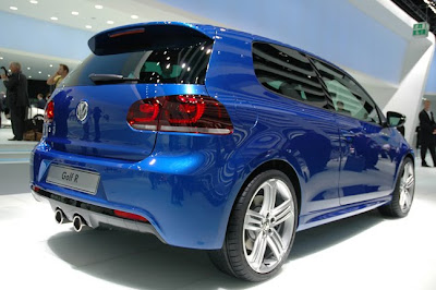 Volkswagen (VW) Golf R20