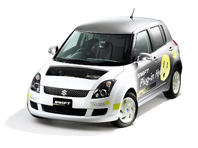 Suzuki Plug-In-Hybrid Concepts
