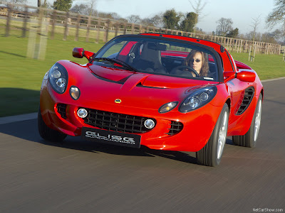 New Exotic Lotus Elise SC Multi Award-Winning Roadster