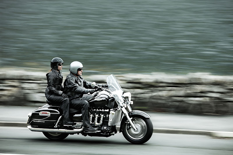 Gambar Motor Triumph Rocket III Touring 2010