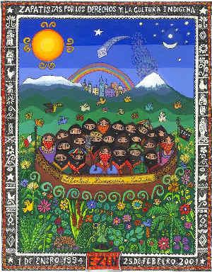 Adelante EZLN-MÉXICO-