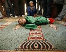 وسكت رضيع غزة إلى الأبد