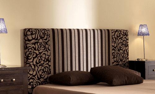 Absolut decoradores noviembre 2010 - Forrar cabecero de cama ...