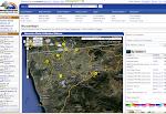 Mapa Estaciones Meteorologicas en Tijuana
