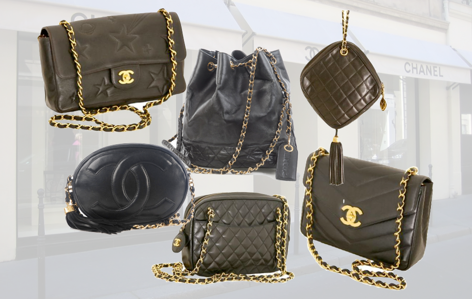 Women's Chanel Vintage. Visionary Gabrielle 'Coco' Chanel reinvented fashion with her brand that holds freedom, passion and elegance at the highest of importance. Find a variety of rare designs in our curated edit of women's Chanel vintage and expect everything from .