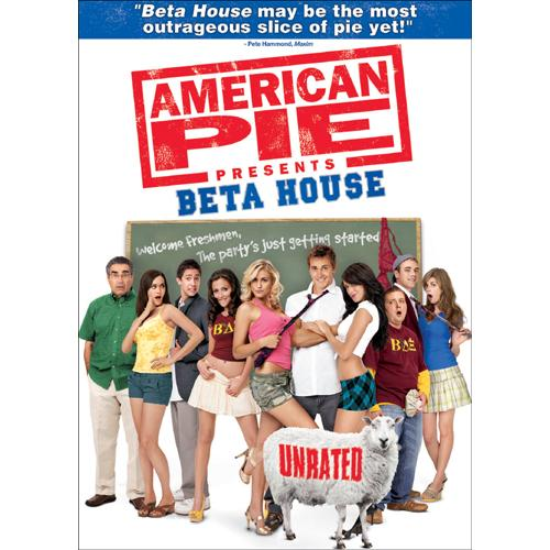 Movie and music american pie present beta house for American house music