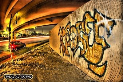 Digital Art Graffiti Wallpaper