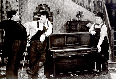 Armand's Rancho Del Cielo: Laurel and Hardy Locations Tour November 13