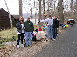 Lake Waramaug Ultras April 20 2008