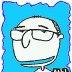 Aquest sóc jo vist per un amic que es dedica al dibuix.