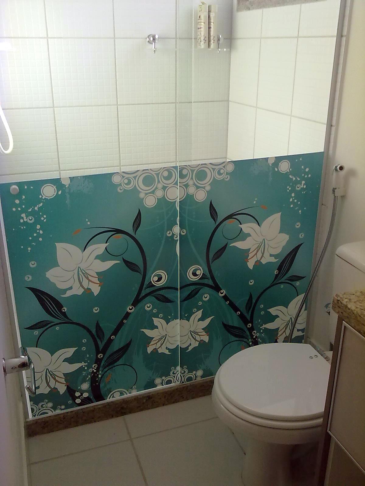 Imagens de #3F6662  Vitória Serra ES Adesivos Placas Envelopamento Capachos 1200x1600 px 2838 Box Banheiro Laranjeiras Serra Es
