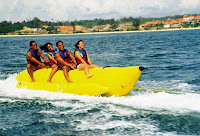 banana boat, watersport