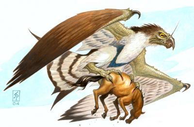 seres fant225sticos y mitol243gicos aves fant225sticas de