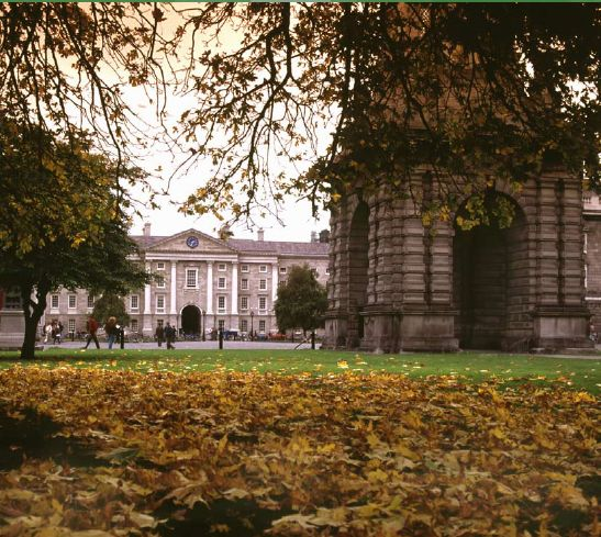 trinity college dublin creative writing Trinity college dublin encapsulates all that is best about ireland today you can   academics at trinity college dublin partnership  creative writing.