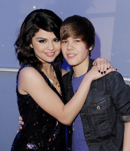 Justin Bieber And Selena Gomez:  ... Justin Bieber y Selena Gomez