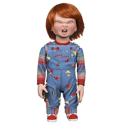 hi my name is chucky